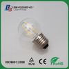 G45 LED filament lamp