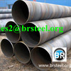 high quality spiral welded ssaw large diameter stainless steel pipe