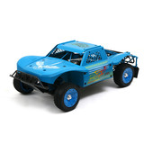 30°N Thirty degrees north 1/5 scale gas power rc truck DTT-7S rc car