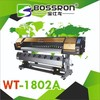 1.8M Eco-solvent large format printer for inddor advertising printing