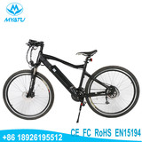 Factory Wholesale Big Power Mountain Electric Bike / 27.5 Electric Mountain Bicycle / Good Sales e bike