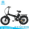 Guangzhou MYATU 4.0 Fat Tyre Pedelec Electric 20'' Aluminium Frame Folding 48V Fat Tire