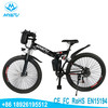 Cheap 350W 500w city e-bike/36V ebike/electric mountain bicycle with LED