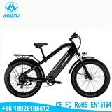 Guangzhou MYATU 350W 250W 500W 750W 1000w bafang motor 36v 48v lithium battery fat tire electric bike with CE/ cheap mountain ebike