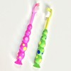 Children hot style of caterpillar sharpen toothbrush, clean mouth, gums care for children