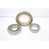 Long life single row cylindrical roller bearing