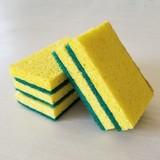 Colorful cellulose sponge scourer wholesale price