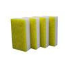 nylon material scouring pad sponge magic melamine scourer sponge
