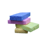 kitchen cleaning janitorial supplies wood pulp sponge eco-friendly cellulose sponge