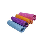 dish wash eco-friendly bamboo fiber cloth