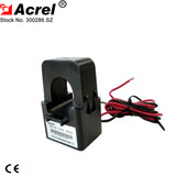 Acrel Low voltage open type square current transformer for renovation project 300/5A