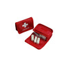 DH9021 small Handy  Wallet emergencies First Aid Kit for backpacker, hiker or camper