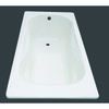 steel bathtub indoor product bathtub with legs YX-3001