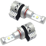 Cree LED Headlight Kit H4 H7 H11 6000K Low Beam Fog Bulb HID 2018