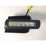 LED Daytime Running Lamp DRL Light Refit For Toyota Prado 2010-2013
