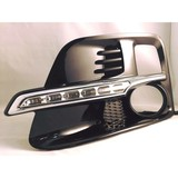 For 14-16 Subaru Levorg Front Bumper LED Daytime Running Light DRL Fog Kit