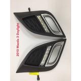 LED Daytime Running Light For Mazda 3 Axela Car Fog Lamp DRL 2010-2012