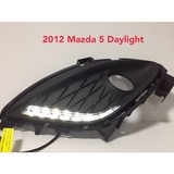 2012-2014 Mazda5 LED DRL Daytime Runing Light cover SAE/ECE certification