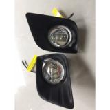 2010 Toyota Prado LAND CRUISER FJ150 LED DRL Daytime Running Fog Lights Lamp