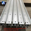 Universal beam universal column hot dipped galvanized steel h beam
