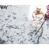 520 Anti-proof polished artificial quartz Slabs for kitchen