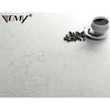17301Best price crystal artificial white marble nano stone,Big slab countertop quartz