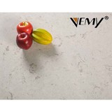 LQ-5141New stile kitchen countertop white quartz slab