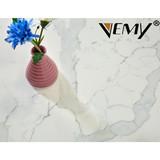 VM-17121 Good Price Artificial Carrara White Quartz Stone