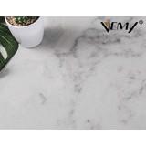 VM-17334 Chinese Luxury Hand made Calacatta White Quartz Slab