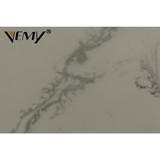 VM-18102 Calacatta Big Slab Stone Form Artificial Stone Type quartz solid surface