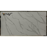 VM-18107 New products custom made quartz stone, Artifical Solid Surface ,kitchen countertop