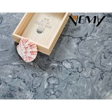 VW-0607  Factory direct sale polished grey quartz stone for indoor wall decoration