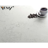 17301 Best price crystal artificial white marble nano stone,Big slab countertop quartz