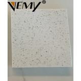 VM-6086 White sparkle Stone Form Artificial Stone Type quartz solid surface