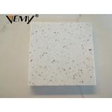 CAJ010-1 Super White sparkle Stone Form Artificial Stone Type quartz solid surface