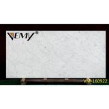 VM-160922 Bathroom countertop, artifical quartz slab with good price
