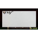 VM-18508 Foshan factory directily sell Artificial Calacatta White Quartz Slab