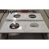 VM18111 Building Decorative Artificial Quartz stone, kitchen countertop surface