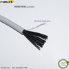 ISO 13485 certificated ROHS approval 10 cores cable TPU ten cores cable apply for medical devices