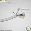 Tailor-made medical equipment accessories copper Wire cable Multi 9 Core special cable