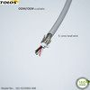 electric wires cables 5 lead ecg cable