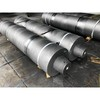HP Graphite Electrode With Low Break Rate And High Burning Time