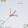 Medical consumable wire spo2 cable with pvc insulation