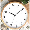 Wooden wall clock, decorative wall clock,home decoration,plastic wall clock