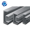 GB ASTM JIS Standard Galvanized Hot Rolled U Channel C Channel Steel