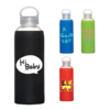 550ML GLASS WATER BOTTLE WITH SILICONE SLEEVE