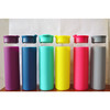 20OZ GLASS WATER BOTTLE WITH SILICONE SLEEVE