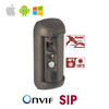 Smart home security camera SIP door phone intercom video doorbell work with VOIP IP phone