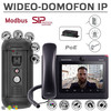 SIP&ONVIF compatibled security intercom
