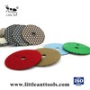 4 inch 100mm granite ,quartz,marble dry polishing pad